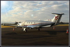 EC-ISH (CJK PHOTOS) Tags: private code aircraft pilatus pc12 airline type information registration owner sn modes 498 pc1245 ecish 34214b