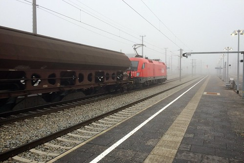 Trains in Austria