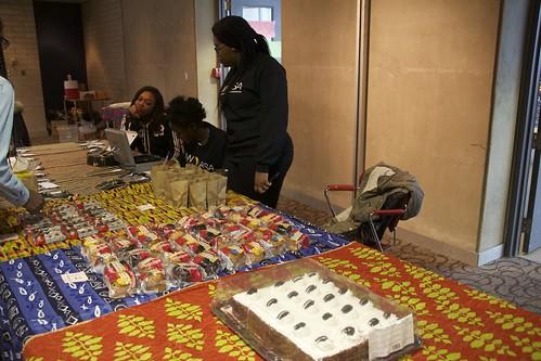 Charity Food Sale