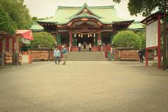 IMG_2979 (t.kunikuni) Tags: japan tokyo shrine    kameido kotoku   kameidotenjin