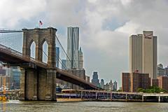 New York City (Edi Bhler) Tags: newyorkcity bridge newyork building nature skyline river natur perspective structure highrise eastriver waters brcke fluss bauwerk suspensionbridge gebude perspektive hochhaus hngebrcke gewsser vereinigtestaaten 28300mmf3556 nikond3s brooklynbridgenewyorklm