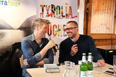 achensee.literatour 2016 (TVBAchensee) Tags: tirol literatur bernhard achensee schriftsteller literaturfestival aichner achenseeliteratour