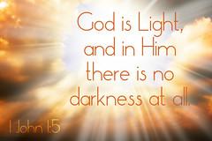 1 John 1:5 (joshtinpowers) Tags: john bible scripture