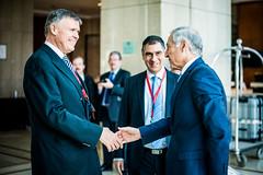 """Canciller Muñoz tras inauguración de Reunión Consultiva del Tratado Antártico """"Para Chile la Antártica es Futuro"""" (4)"""