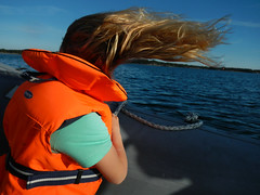 Miss Windy Hair (Basse911) Tags: boat windyhair sea balticsea stersjn itmeri hang hanko finland suomi nordic