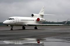 Jetflight Aviation N900HG, OSL ENGM Gardermoen (Inger Bjrndal Foss) Tags: n900hg dassault falcon osl engm norway gardermoen