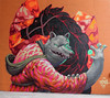 wolfonhorse (Pixeljuice23) Tags: streetart graffiti wolf character mainz friendlyfire pixeljuice pixeljuice23