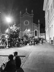 // San Lorenzo, Rome (valelle) Tags: rome roma saturdaynight sanlorenzo