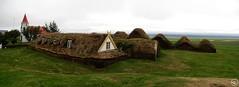 Traditional Icelandic turf houses (My Wave Pics) Tags: turf iceland roof grass house traditional old building icelandic rural wooden green home typical country history nature architecture village north europe countryside tourism travel farm moss landscape scenic northern nordic peat cottage exterior
