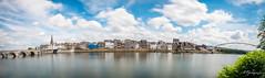 Maastricht van oud naar nieuw (PrevooFotografie) Tags: city panorama maastricht maas stad bruggen