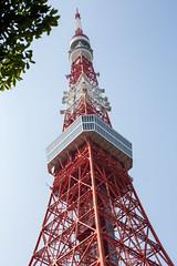 0450_Tokyo Tower (captainkanji) Tags: japan jp tokyotower minatoku nihon 2016 tkyto canon6d