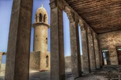 Jumma Mubarak - Rawdat Rashid - Qatar (zai Qtr) Tags: de nikon outdoor decay muslim mosque historic qatar fasting jummah exploreqatar rawdatrashid ramadan2016 firstfridayoframadan