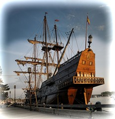 El Galeon at Dock (Rusty Russ) Tags: photoshop flickr google bing daum yahoo image stumbleupon facebook getty national geographic magazine creative creativity montage composite manipulation color hue saturation flickrhivemind pinterest reddit flickriver t pixelpeeper blog blogs openuniversity flic twitter alpilo commons wiki wikimedia worldskills oceannetworks ilri comflight newsroom fiveprime photoscape winners all tumblr android colourful red blue green white air eye art landscape instagram digital light new high exposure style