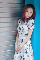 Yuqing - HJ - 020 (jasonlcs2008) Tags: woman sexy girl beautiful fashion lady wonderful pose nice model singapore photoshoot modeling outdoor good sunny tight poses 2015 yuqing jasonlcs