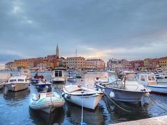 Rovinj harbour (GillWilson) Tags: harbour croatia rovinj istria