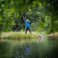 Norrbystrommen (gunnareld) Tags: flyfishing flugfiske