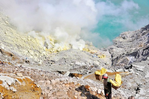 kawah ijen - java - indonesie 2