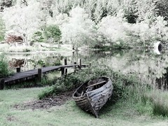 Loch Ard (Sarah Walker Photography) Tags: boat loch ard
