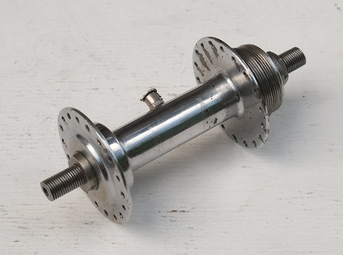 BSA rear hub PATTERN D with extended flange 36 hole_5379