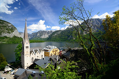 Hallstatt, Austria (Dyker_The_Horse) Tags: mountain mountains alps austria europe alpine fjord d800 polariser hallstatt