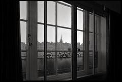 17th of February 2016 (Paul of Congleton) Tags: uk blackandwhite window monochrome skyline digital hotel scotland edinburgh sony february 2016 rx100