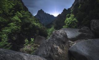 Un locu perdutu (Corsica)