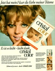 Cristal Color (jerkingchicken) Tags: hairdye haircolor germanad