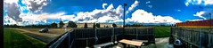 15 Minute Breaks. (carterdalbey) Tags: summer panorama apple minnesota skyline clouds photoshop landscape photography minneapolis adobe mn edits lightroom iphone photomatix minnesotaphotographers captureminnesota