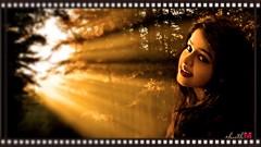 RhythmGraphics (ranjanchendamangalam) Tags: portrait people abstract portraits photography google graphics outdoor expression background illumination mumbai editroom photoborder eos60d ranjanchendamangalam aneesharanjan