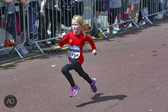 Off to a flying start (alun.disley@ntlworld.com) Tags: people sunlight weather sport race liverpool shadows action marathon competition