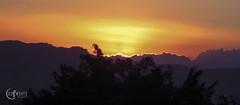Equilibrio (Jhonatan Quimbayo) Tags: travel sunset orange sun sol atardecer photo colombia foto armenia traveling fotografia siluetas airelibre quindio