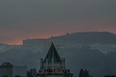 murk and green (kats_kamera) Tags: westwood clouds sunset murky la
