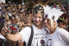 TouristsRapaNui (Cascada Expediciones) Tags: 2016 chile easterisland farandula festival pacific polynesia rapanui southamerica tapati