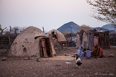 Morning Circle 3908 (Ursula in Aus - Away) Tags: otjomazeva africa himba namibia