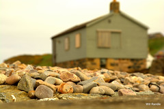 Cullen 1st (Explored) (williamrandle) Tags: uk summer house beach scotland nikon holidays dof harbour stones cottage pebbles depthoffield cullen buckie 2016 moraycoast d7100 tamron2470f28vc
