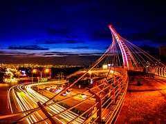 _ () Tags: bridge night panasonic gx8  bcl0980