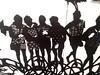 MBosley_LostBoysdetail6 (TheWayThingsWere) Tags: silhouette paperart silhouettes papercut papercuts papercutting mollybosley