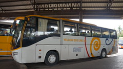Yellow Bus Line A-001 (rey22 Photography) Tags: yellow luxury mindanao higer philbes