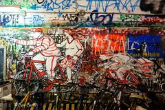 Roma. Forte Prenestino. Ciclofficina. Artwork by Hopnn (R come Rit@) Tags: italia italy roma rome ritarestifo photography streetphotography streetart arte art arteurbana streetartphotography urbanart urban wall walls wallart graffiti graff graffitiart muro muri streetartroma streetartrome romestreetart romastreetart graffitiroma graffitirome romegraffiti romeurbanart urbanartroma streetartitaly italystreetart contemporaryart prenestino forteprenestino crackfumettidirompenti2016 crack crackland fumetti comics ciclofficina hopnn