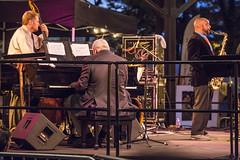 Ellis Marsalis Quartet (gamelaner) Tags: minnesota piano stpaul saintpaul quartet ellismarsalis lowertown mearspark twincitiesjazzfestival