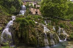 Orbaneja del Castillo (Luis R.C.) Tags: nikon viajes burgos molinos cascadas d610 orbaneja