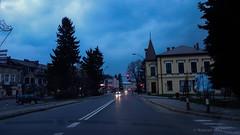 Lesko (nightmareck) Tags: twilight europa europe dusk poland polska cybershot handheld bluehour lesko carlzeiss podkarpackie podkarpacie zmierzch compactdigitalcamera rx100 28100mm dscrx100 sonyrx100 1inchsensor variosonnartf18