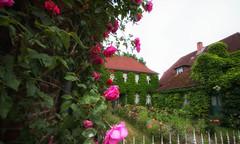 Hier geht's zu Dornrschen (pyrolim) Tags: haus rosen schloss garten mrchen bumen verwunschen eutin dornrschen anwesen ostholstein