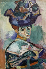 Matisse: 'Woman With a Hat' (Greatest Paka Photography) Tags: sanfrancisco woman color art hat museum painting french artist sfmoma museumofmodernart henrimatisse womanwithahat lafemmeauchapeau