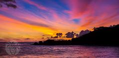 Gifts of Mana, Ka'anapali Sunset (brandon.vincent) Tags: ocean sunset cloud black west color rock wow hawaii pacific maui lahaina kaanapali puu puukekaa amazeballs kekaa