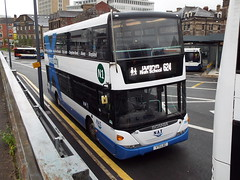 YT11LSC (47604) Tags: nat newadventuretravel bus newport yt11lsc 758 scania