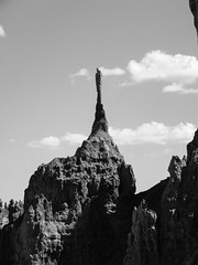 """""""To the Sky"""" (calebcowden) Tags: canyon rocks hoodoo rockformation geological geology"""