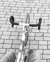 #cyclographics#fixie#fixedgear#fixed#brakesless#bicycle#urban#street#lemuridae#blackandwhite#bnw#bw#cycle#cycling#bikelove#bikeporn#peugeot#tour5#peugeotbike#trackbike#track#pista#flipflop#dropbar#classicbike#vintagebike#almostsold#takecarebuddy (graafsten) Tags: street city urban blackandwhite bike bicycle square cycling blackwhite track squareformat fixed fixedgear inkwell bnw trackbike brakeless nobrakes iphoneography instagramapp
