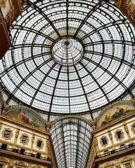 Galleria Vittorio Emanuele (SixthIllusion) Tags: italy milan architecture gallery milano galleria vittorioemanuele