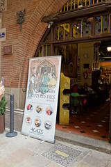 4 Cats (Helen~) Tags: 4cats restaurant lunch spain barcelona